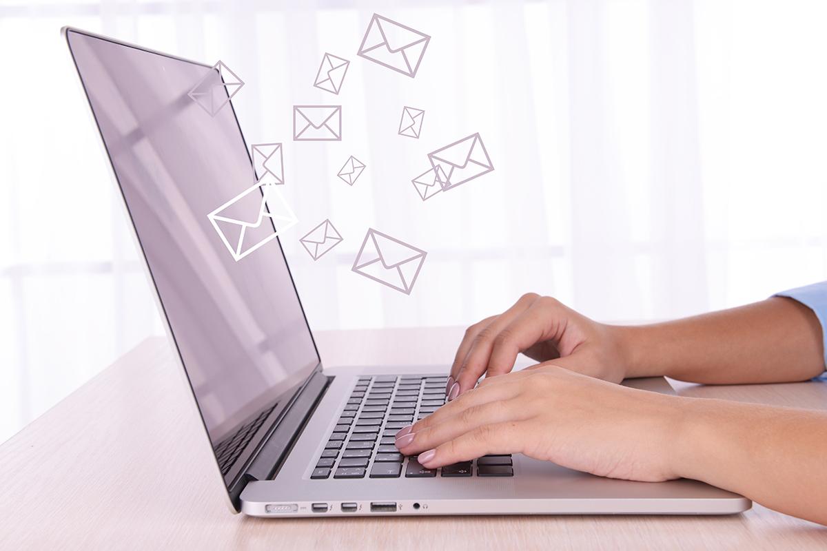 CloudMail Header