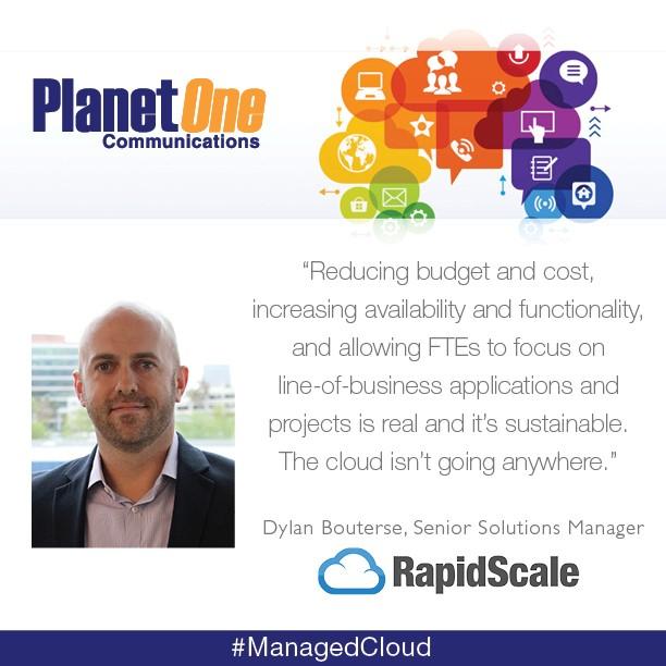 Managed Cloud PlanetOne