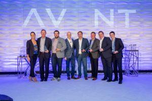 AVANT Award Winners - RapidSale wins Most Responsive Vendor award