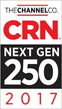 CRN Next-Gen 250 2017